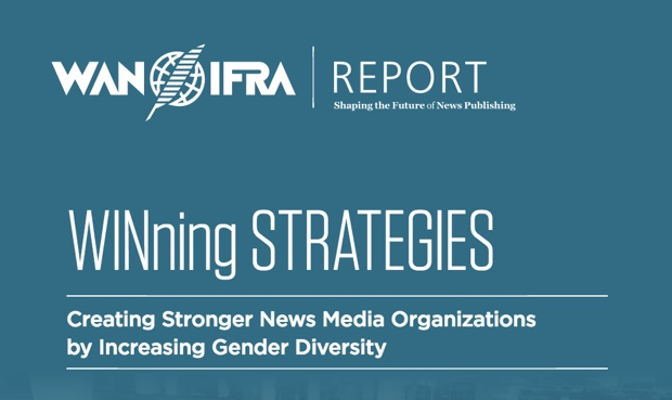 WAN-IFRA releases WINing Strategies; a handbook on gender diversity in the media