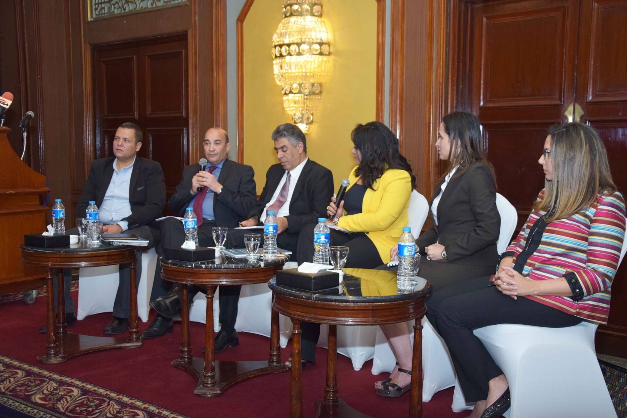 First Women in News Forum in Egypt