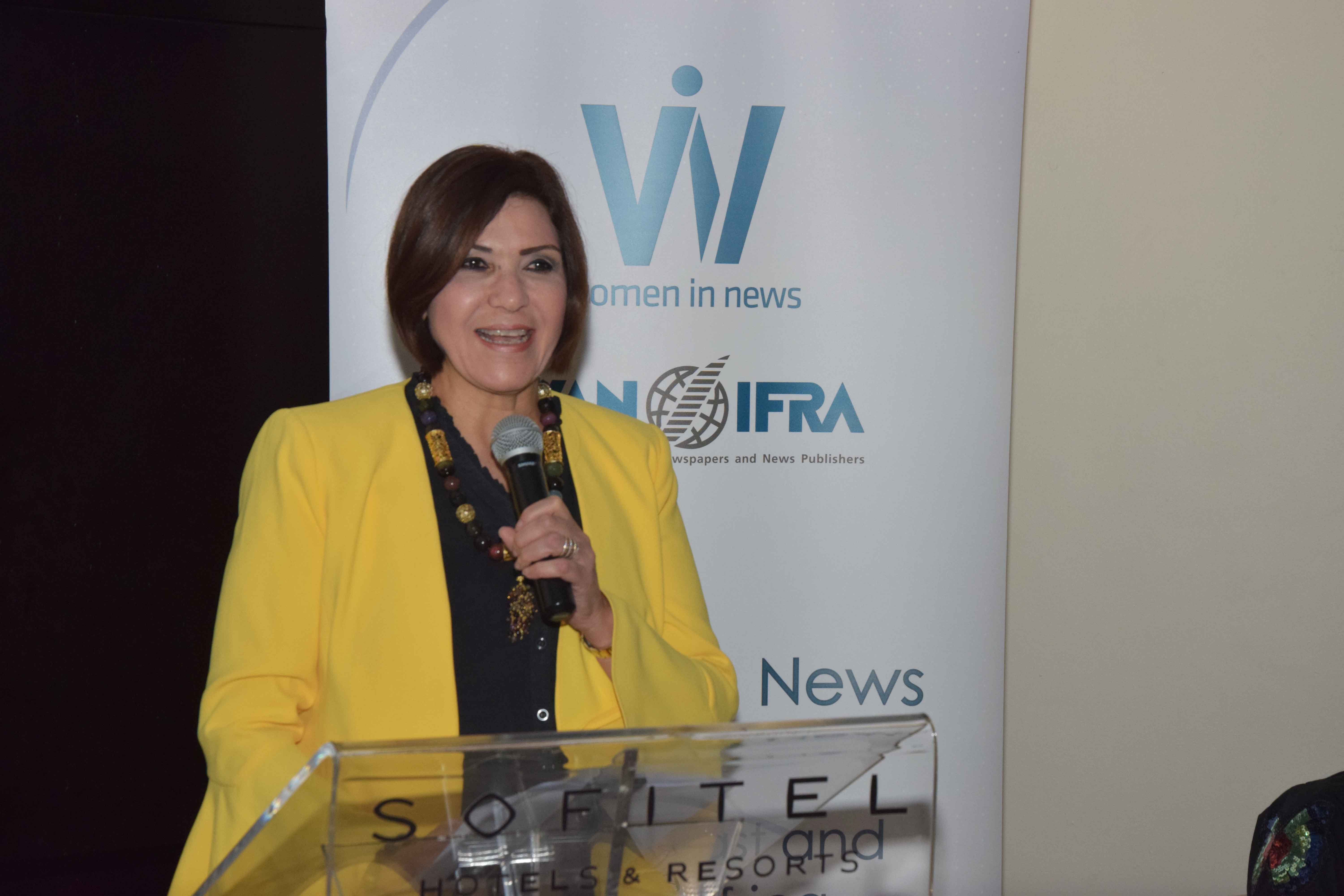 "WAN-IFRA discusses ""Women in Ramadan series"" in Cairo"