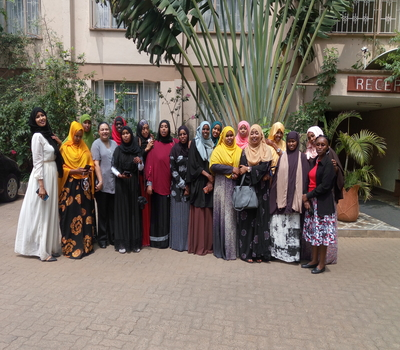 Twenty media women join second year of Somali WIN