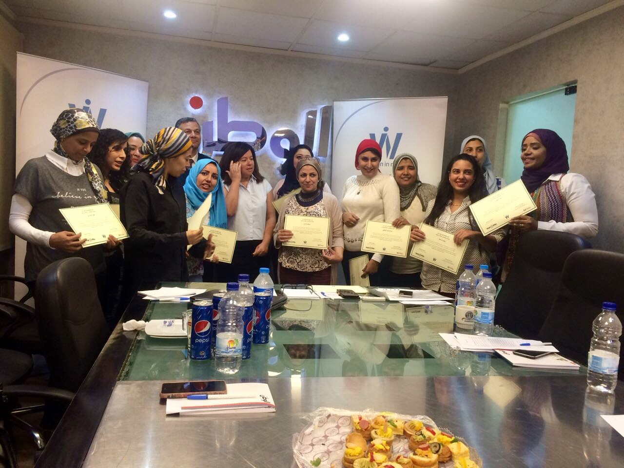 WAN-IFRA Organizes its Second Training at Al-Watan Newspaper