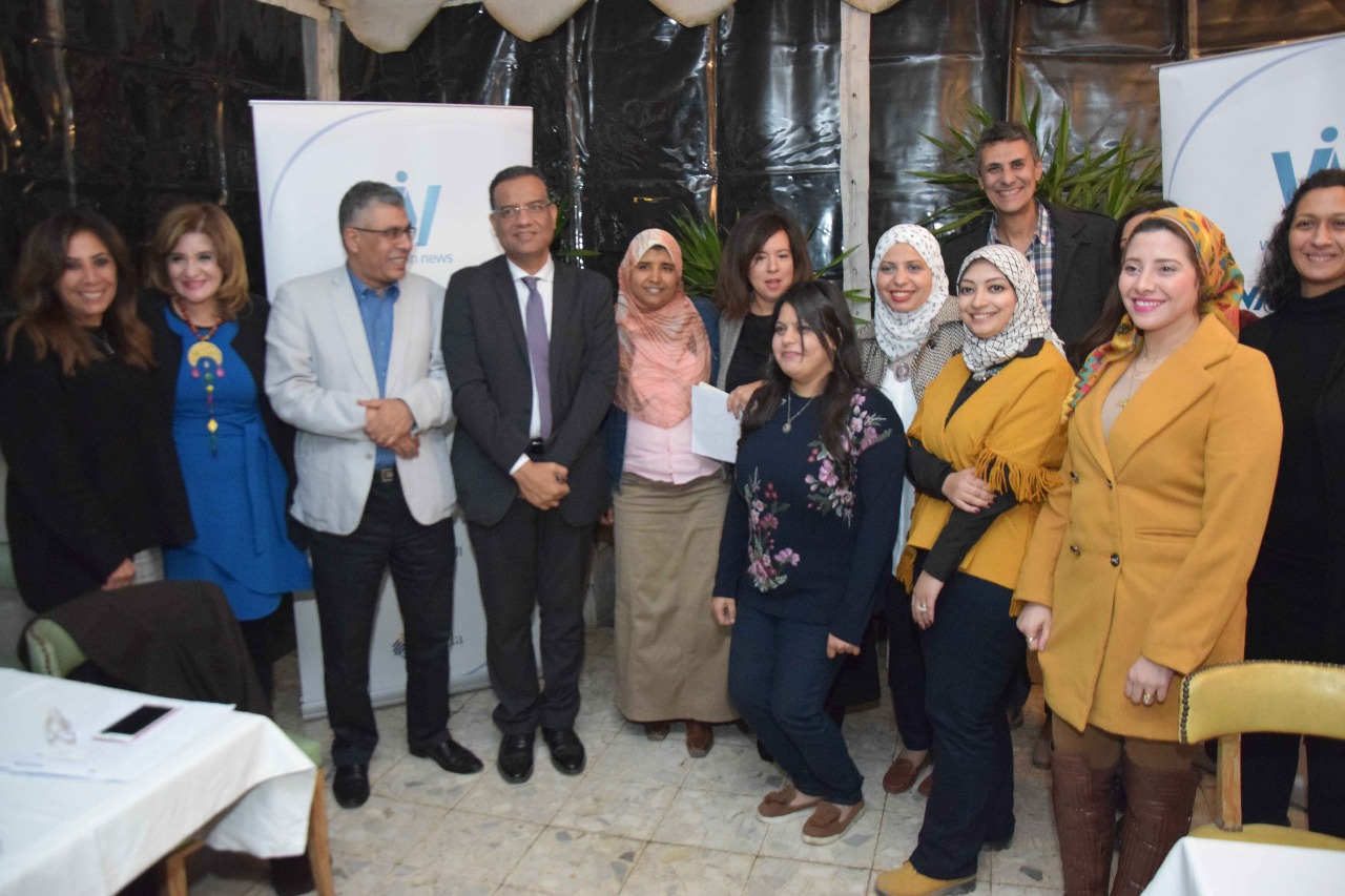 Women in News inaugurates its 3rd year in Egypt