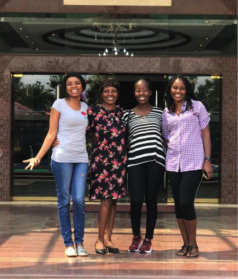 Women In News hosts training for national mentors in Zambia