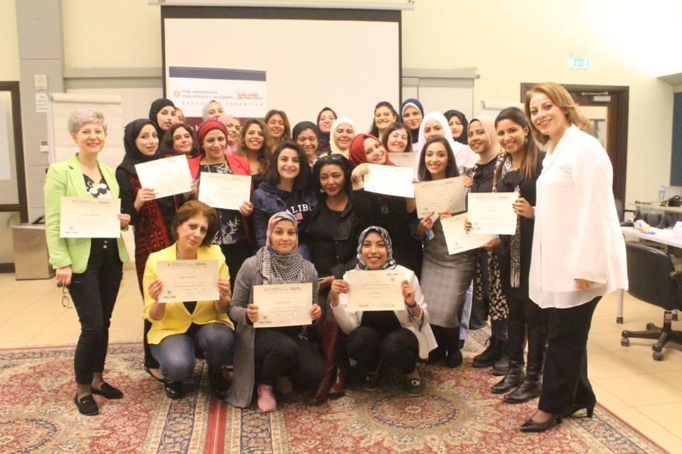 WIN MENA concludes its 10-day Media Management Training at AUC