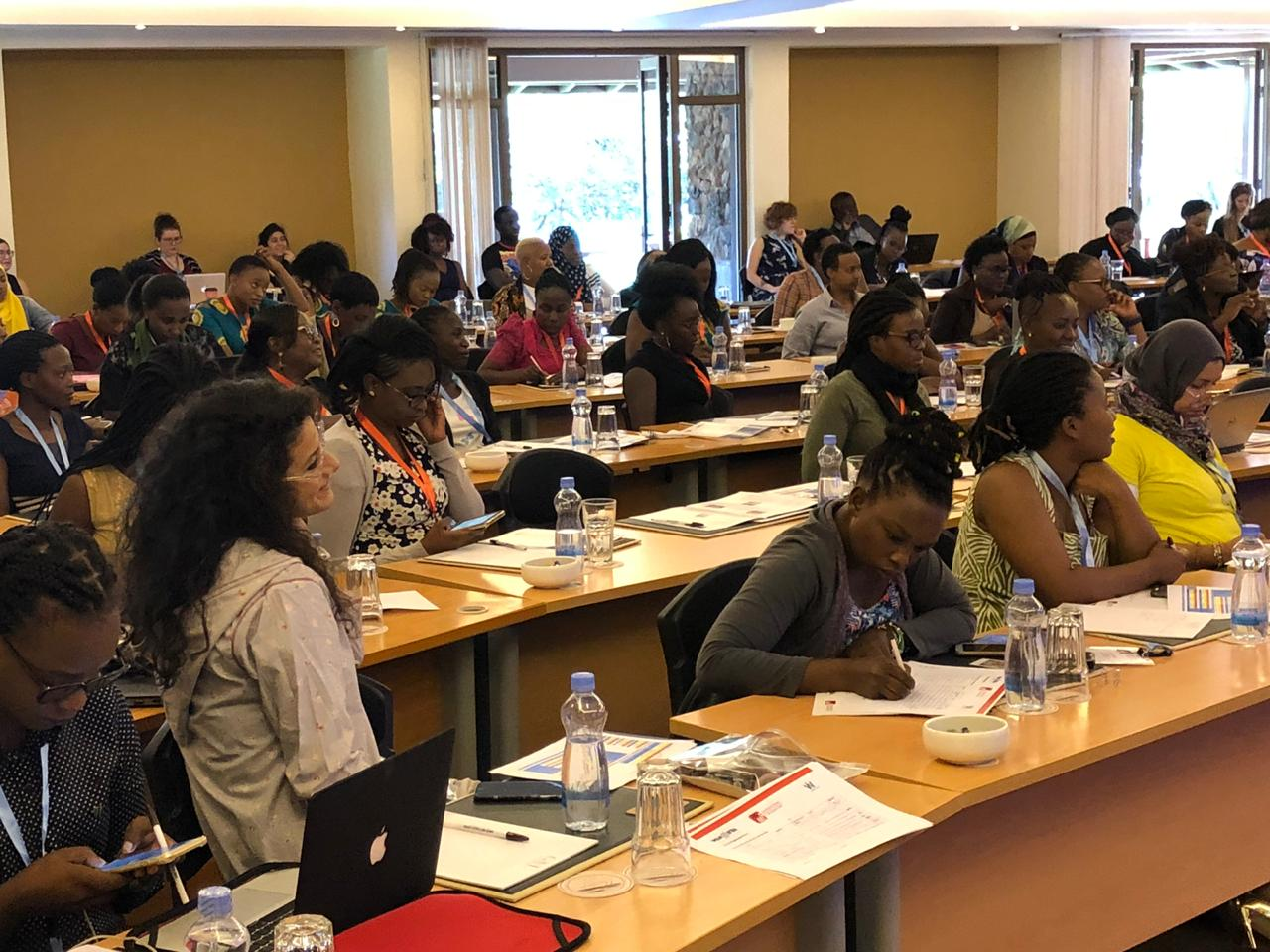 The WIN-IWMF Women's Media Leadership Bootcamp kicks off in Naivasha, Kenya