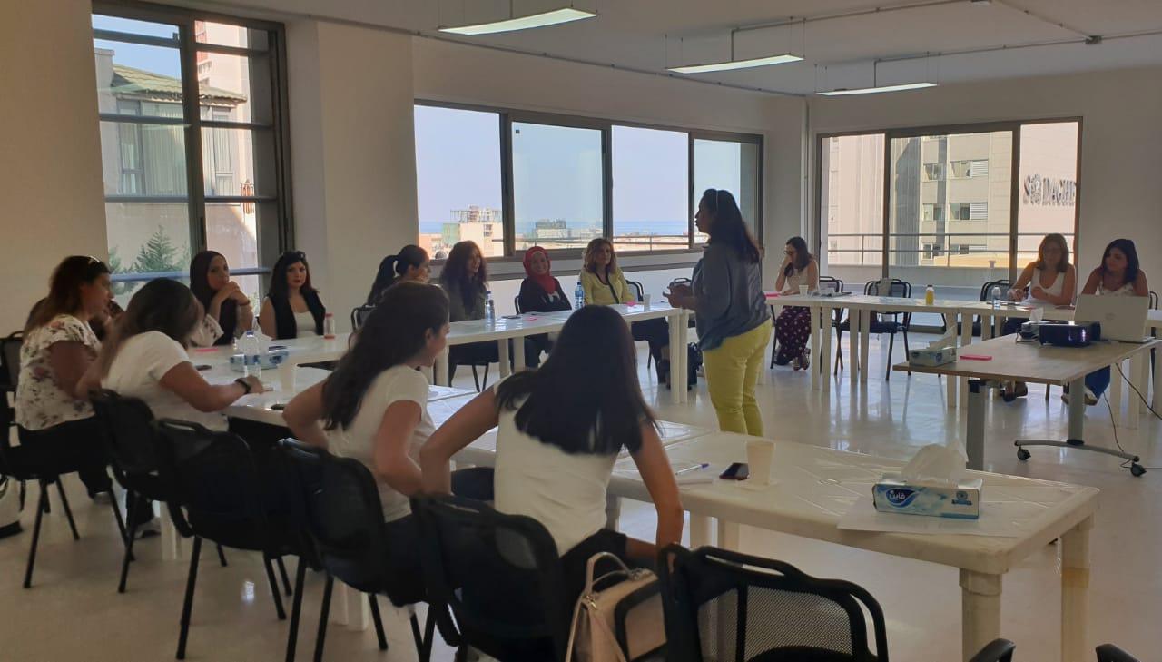 إنطلاق فعاليات البرنامج الإستشاري للنساء في الأخبار في لبنان