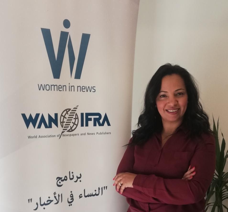 حوار مع فاطمة خير - مدربة النساء في الأخبار في مصر