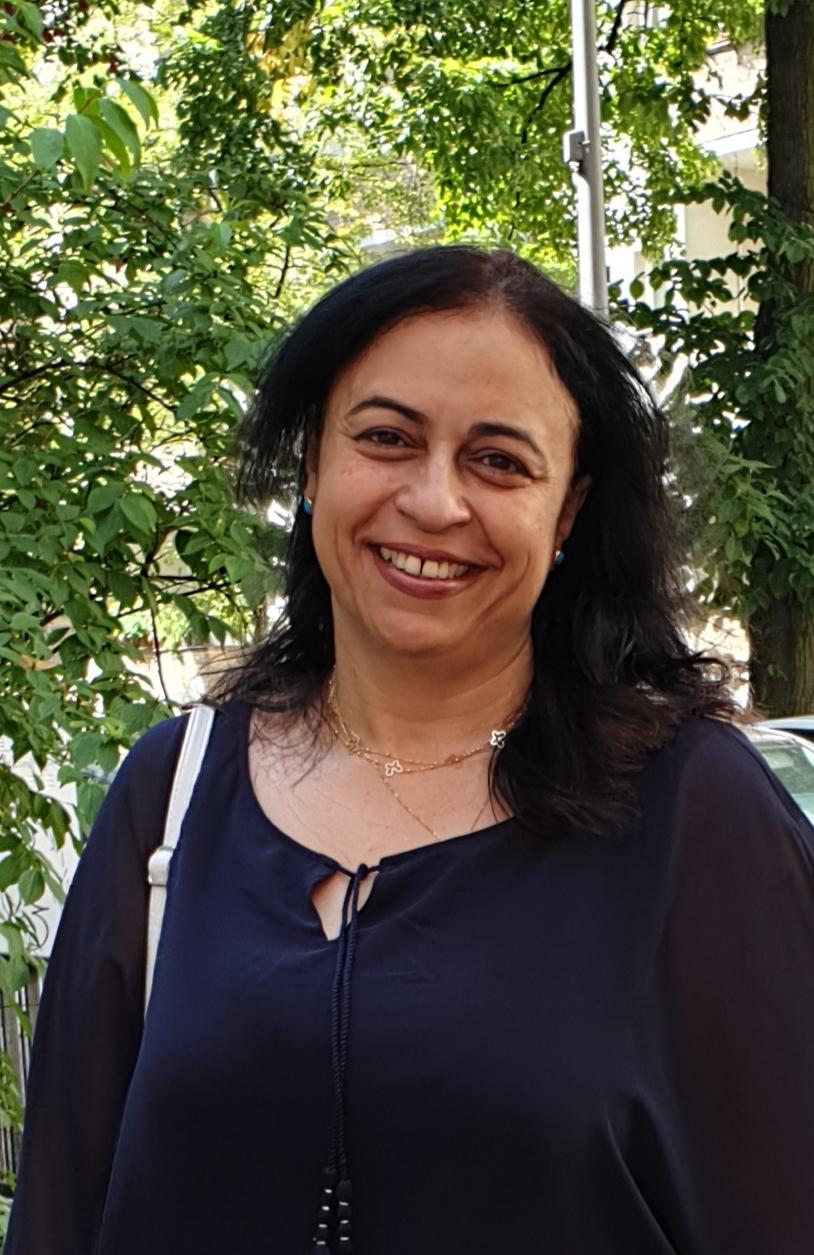 حوار مع منى مجدي - مدربة النساء في الأخبار في مصر