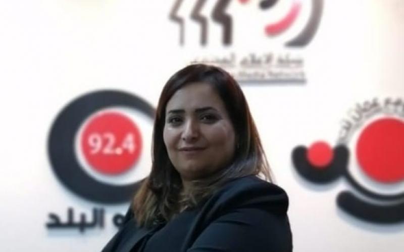 حوار مع عطاف الروضان - مشاركة في برنامج النساء في الأخبار في الأردن