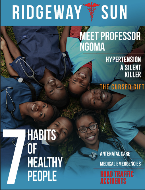 WIN Future Leader Margaret Ngonga launches online health magazine
