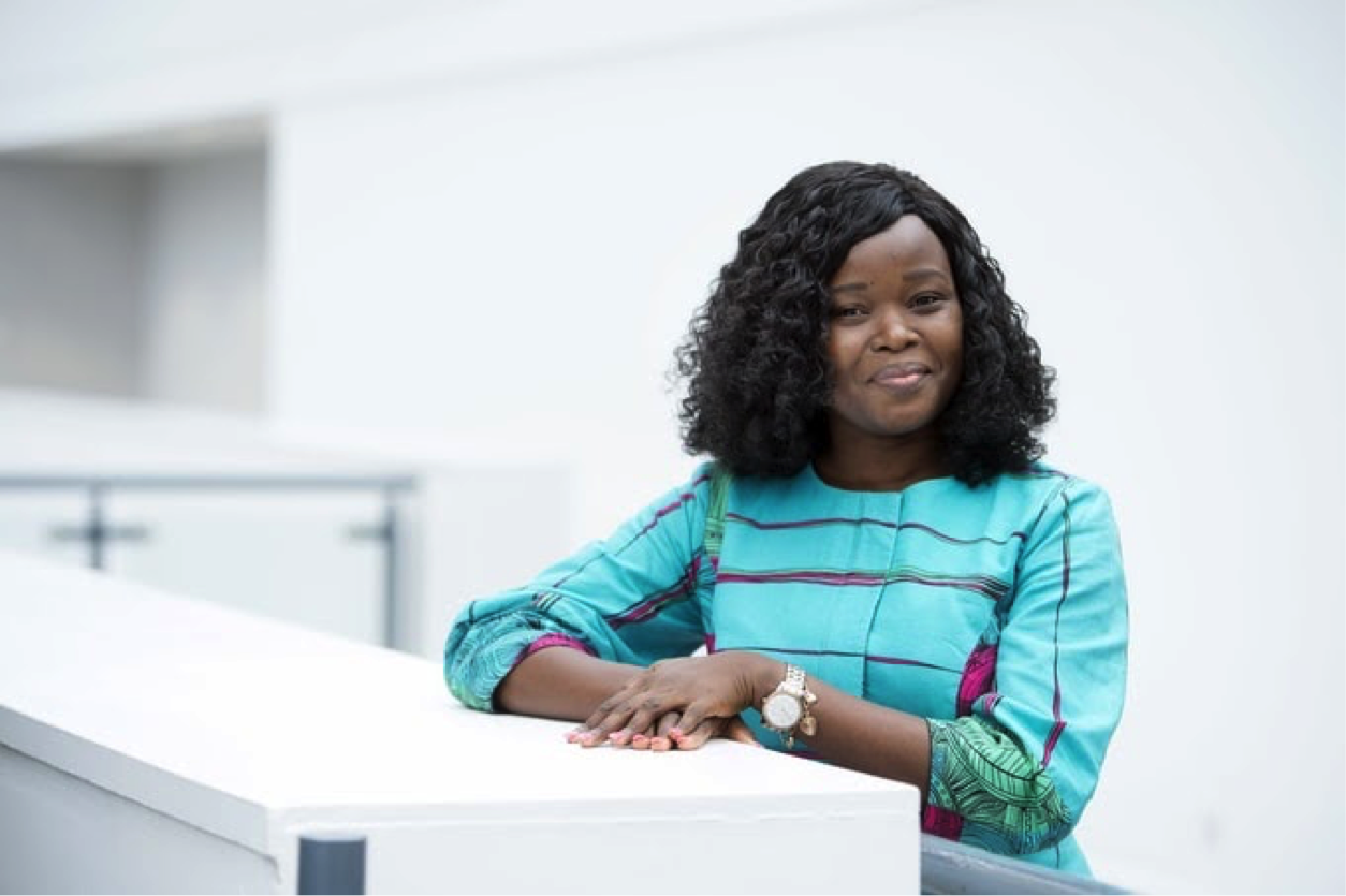 Q&A with WIN's first Editorial Leadership Award laureate: Toyosi Ogunseye