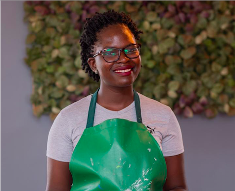 WINner's stories:Winnie Najjuma'sWIN journey