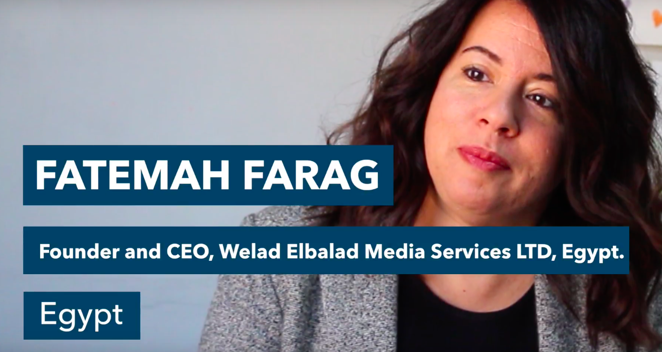 Case Study: Marketing and Advertising - Fatemah Farag