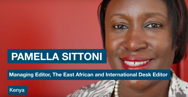 Case Study: Journey into Journalism - Pamella Sittoni
